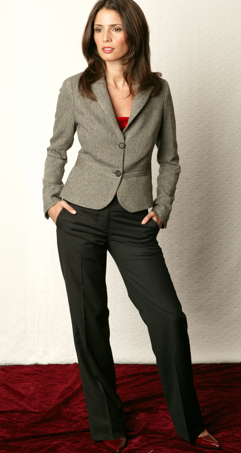 of Custom-Tailored Suits and Clothing for Professional Women