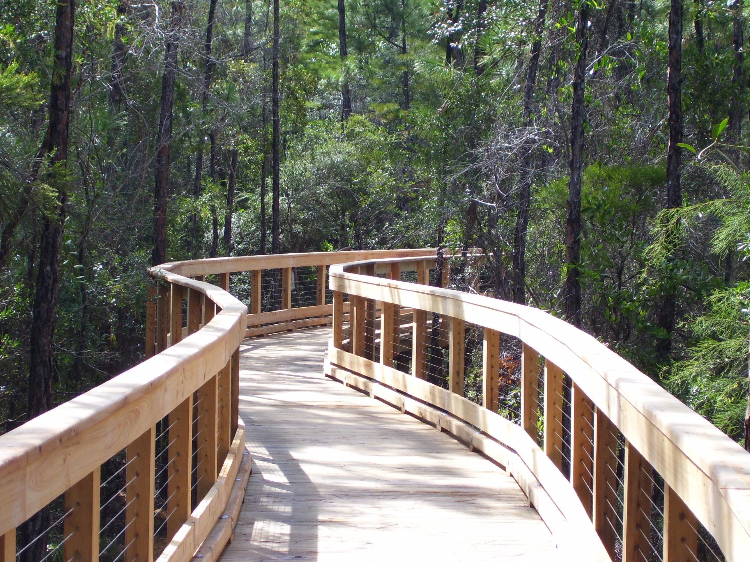 Nature Bridges Builders Of Pedestrian Bridges Complete