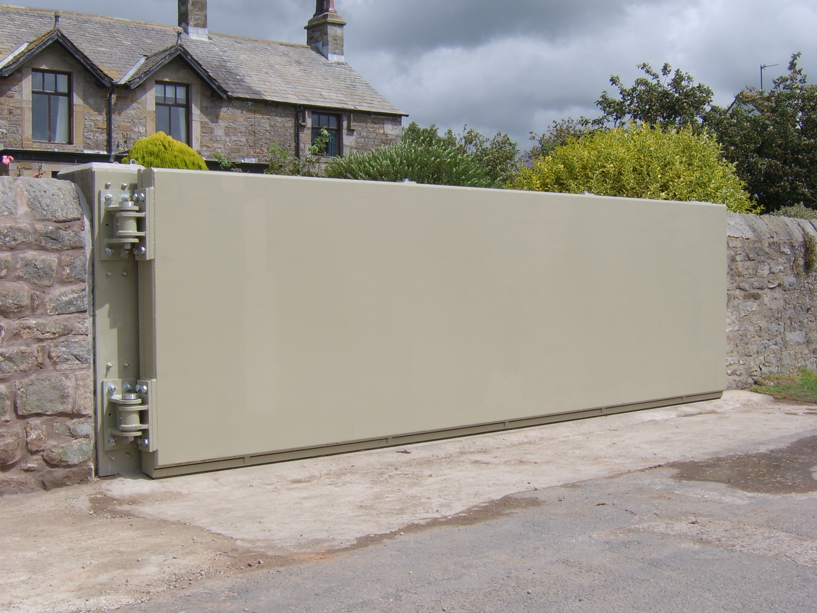 Defence Doors Ltd Secures Major Works Contract On Carlisle