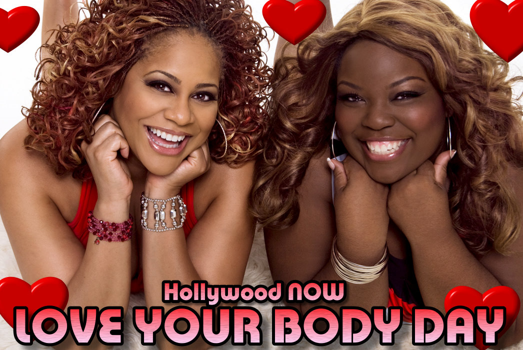 Kim coles amp chenese lewis kim coles hollywood now 2008 love your body