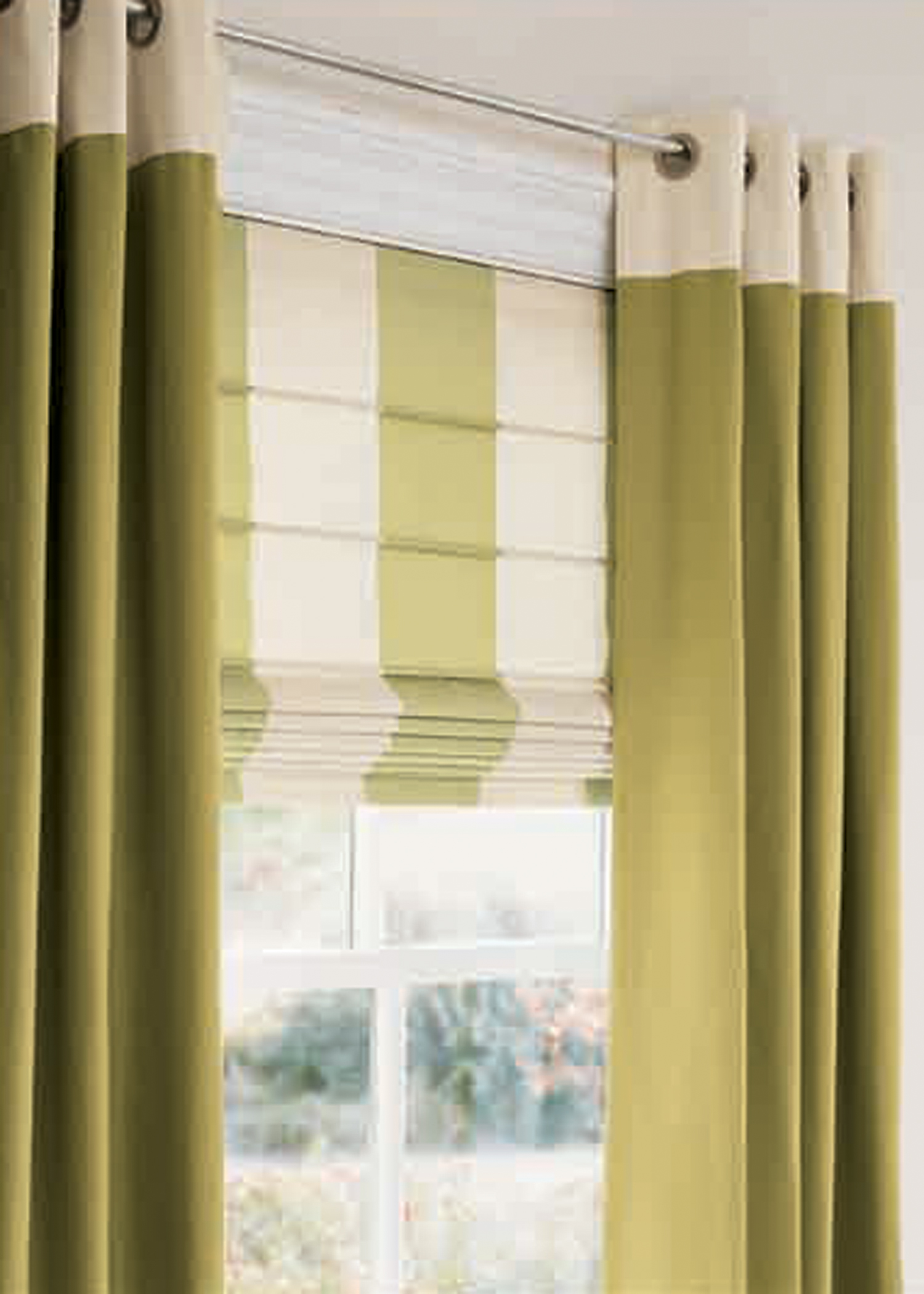 Layered window treatments can cut heating costs Contemporary drapes window treatments