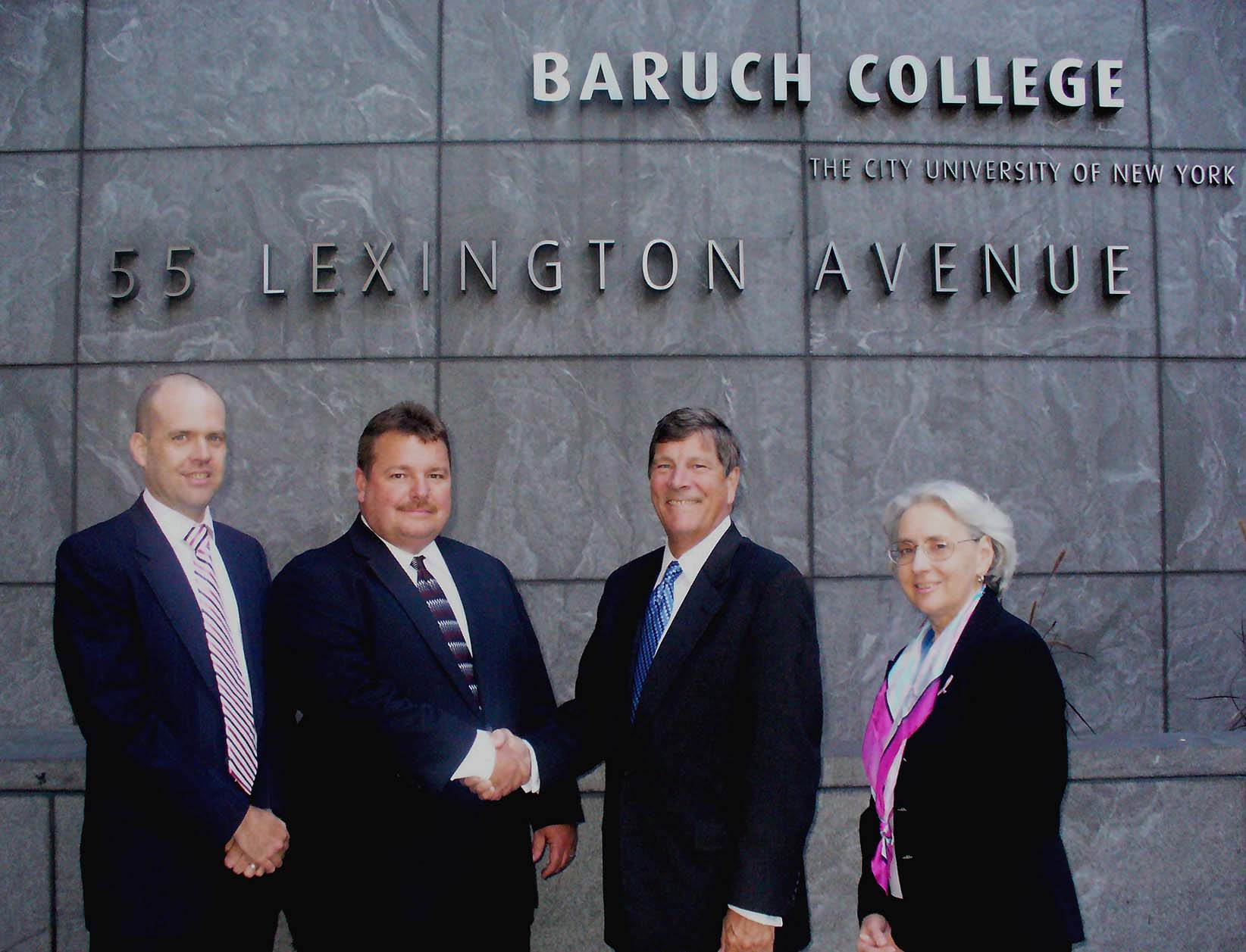 Baruch College Zicklin School of Business First in U.S. to Turn to ...