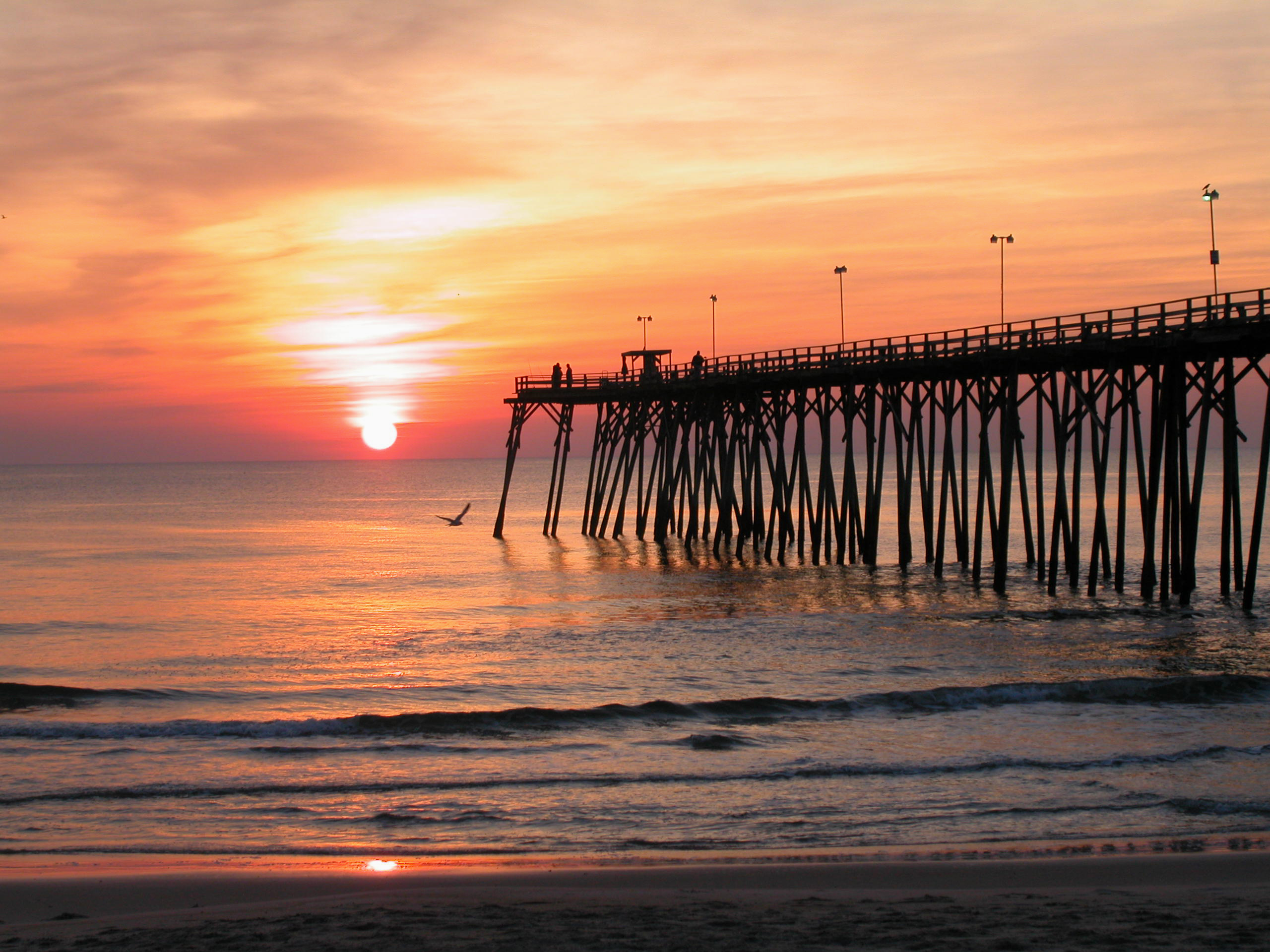 affordable adventure this spring explore kure beach