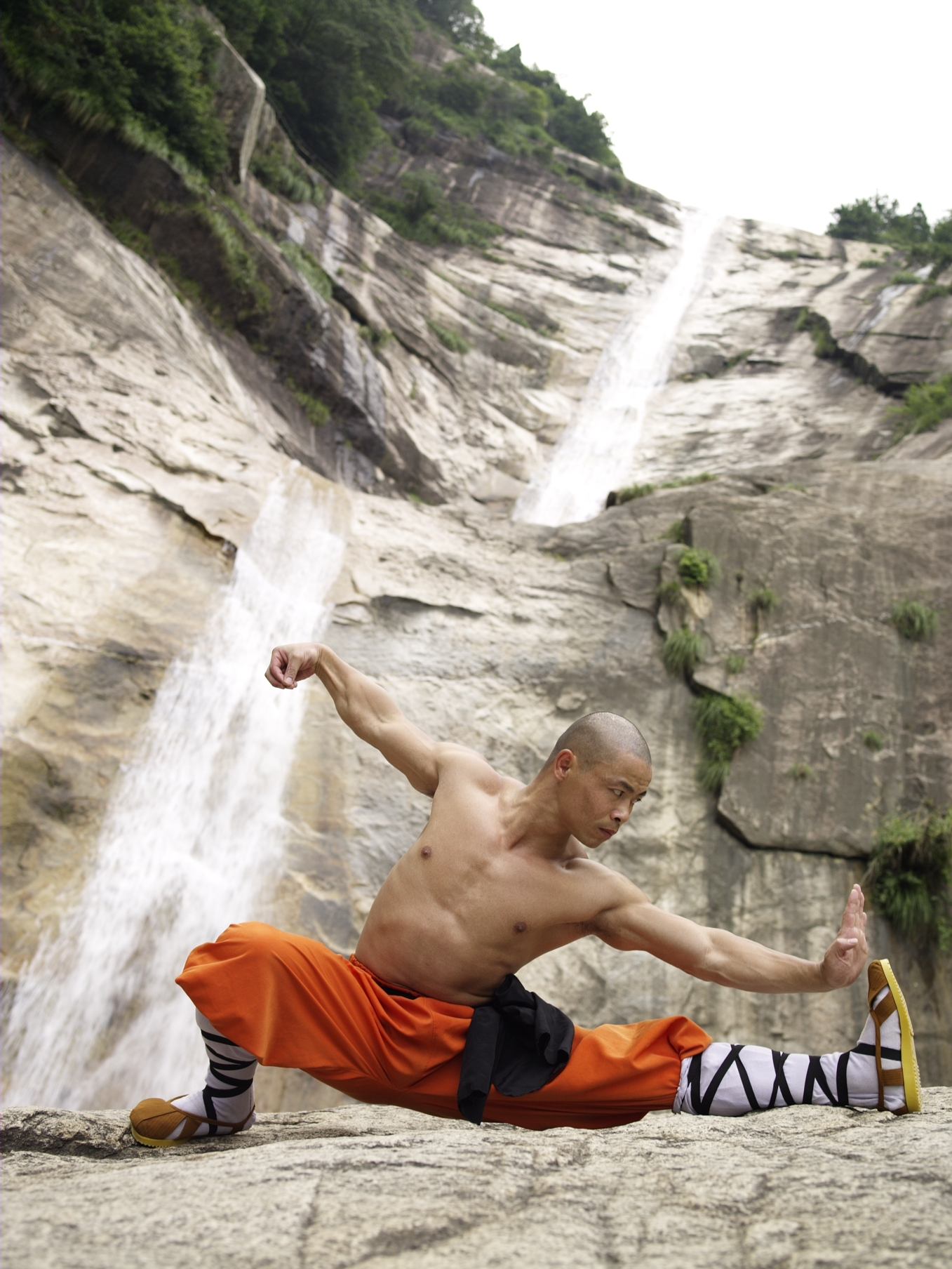 Scientists Probed Shaolin By Superman