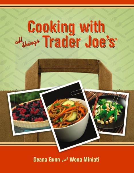 How To Make A Book Cover With A Trader Joe S Bag : Cooking with trader joe s gourmet bail out plan eases sub
