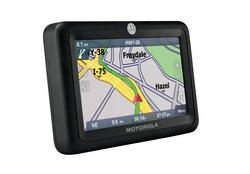 Motorola Introduces New Portable GPS System