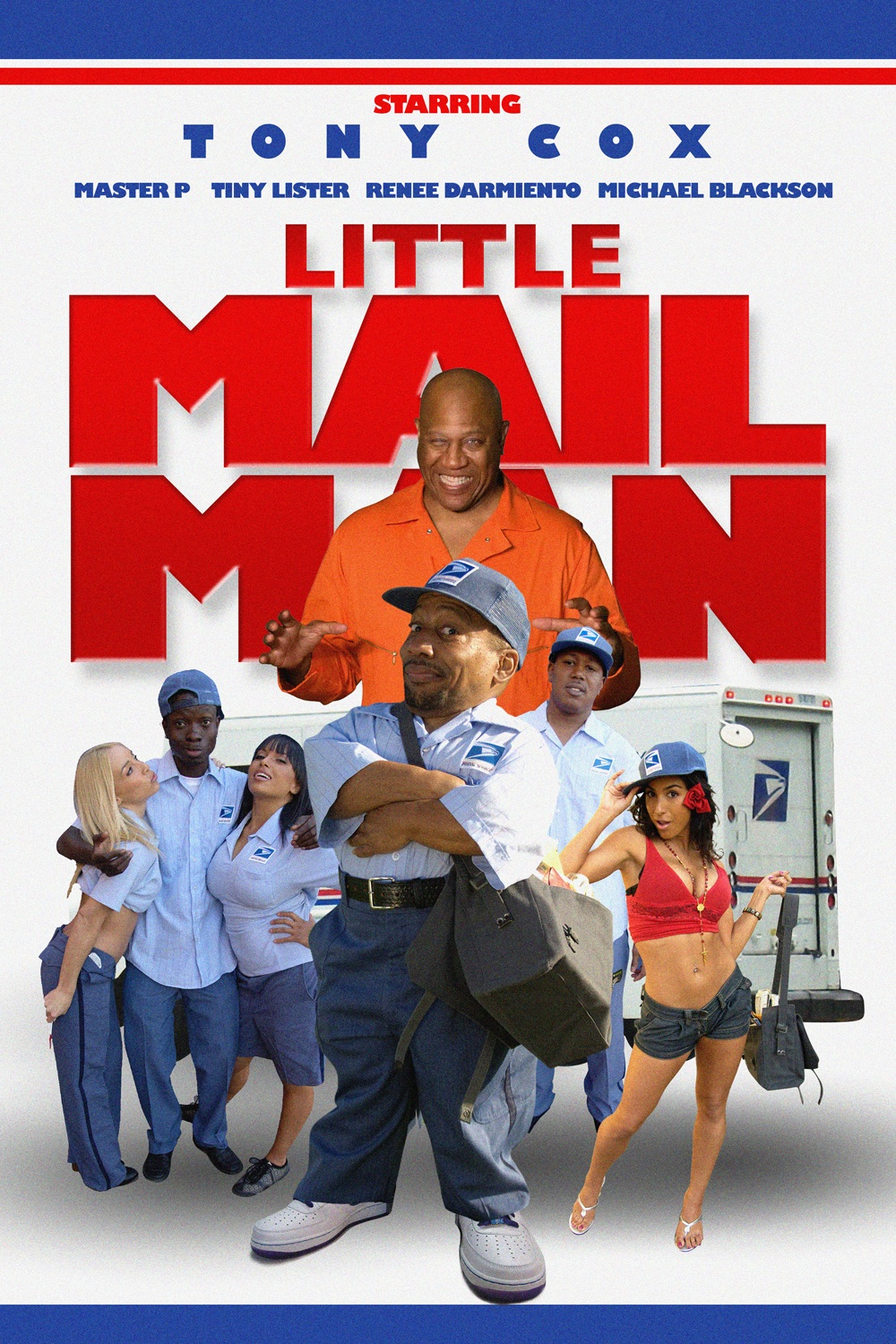 The mailman the movie