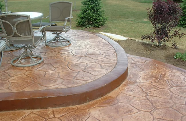 Concrete Polished Floor Polished Concrete Patio Cost