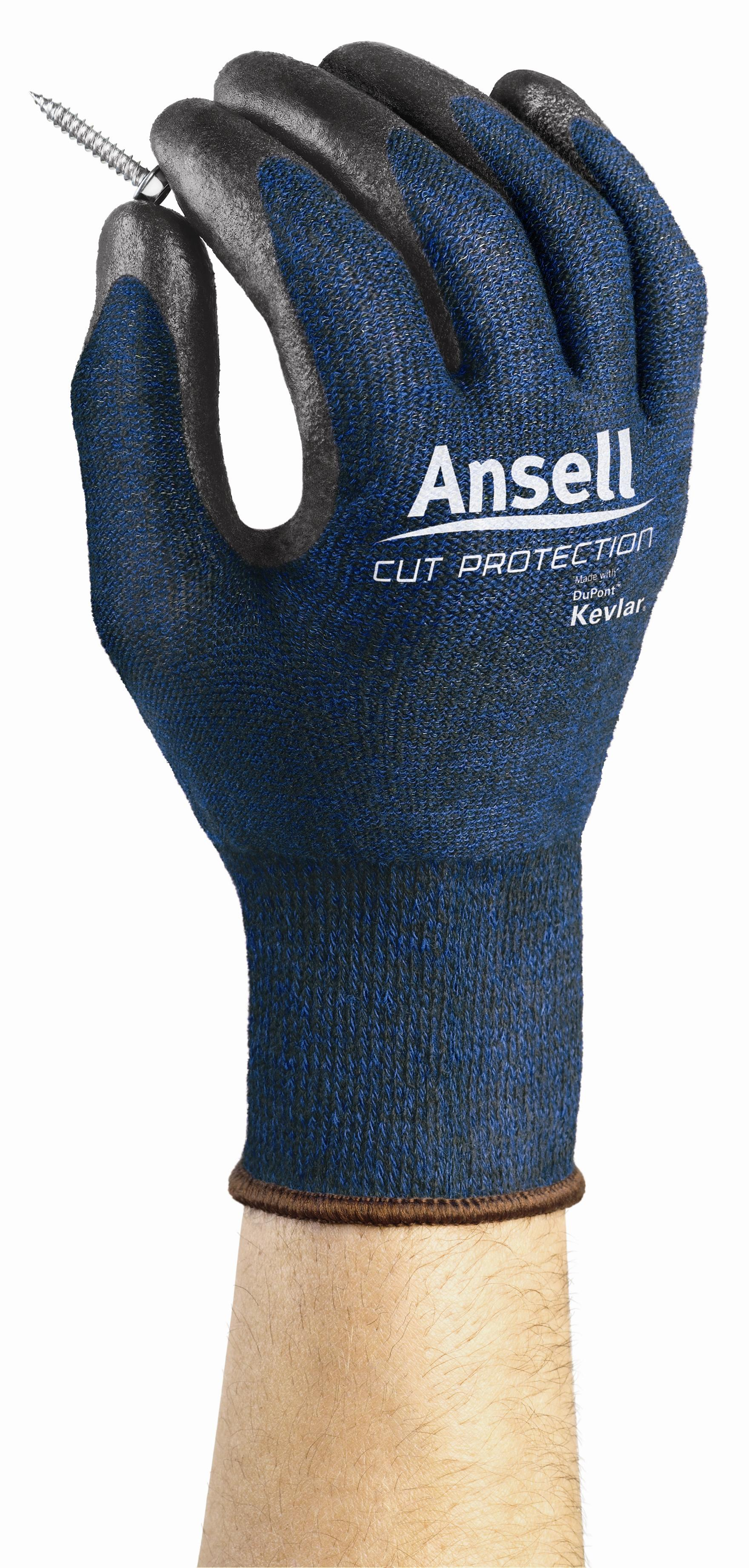 Ansell Releases Cut Protection Glove for Construction Industry