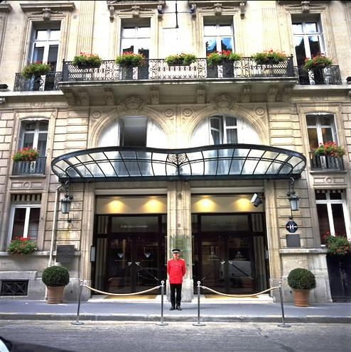 Accor 39 s newest online contest win a trip to paris or 1 - La maison champs elysees ...