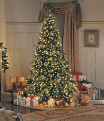 lifelike artificial christmas trees and dura lit lights from great occasions see increased sales this holiday season