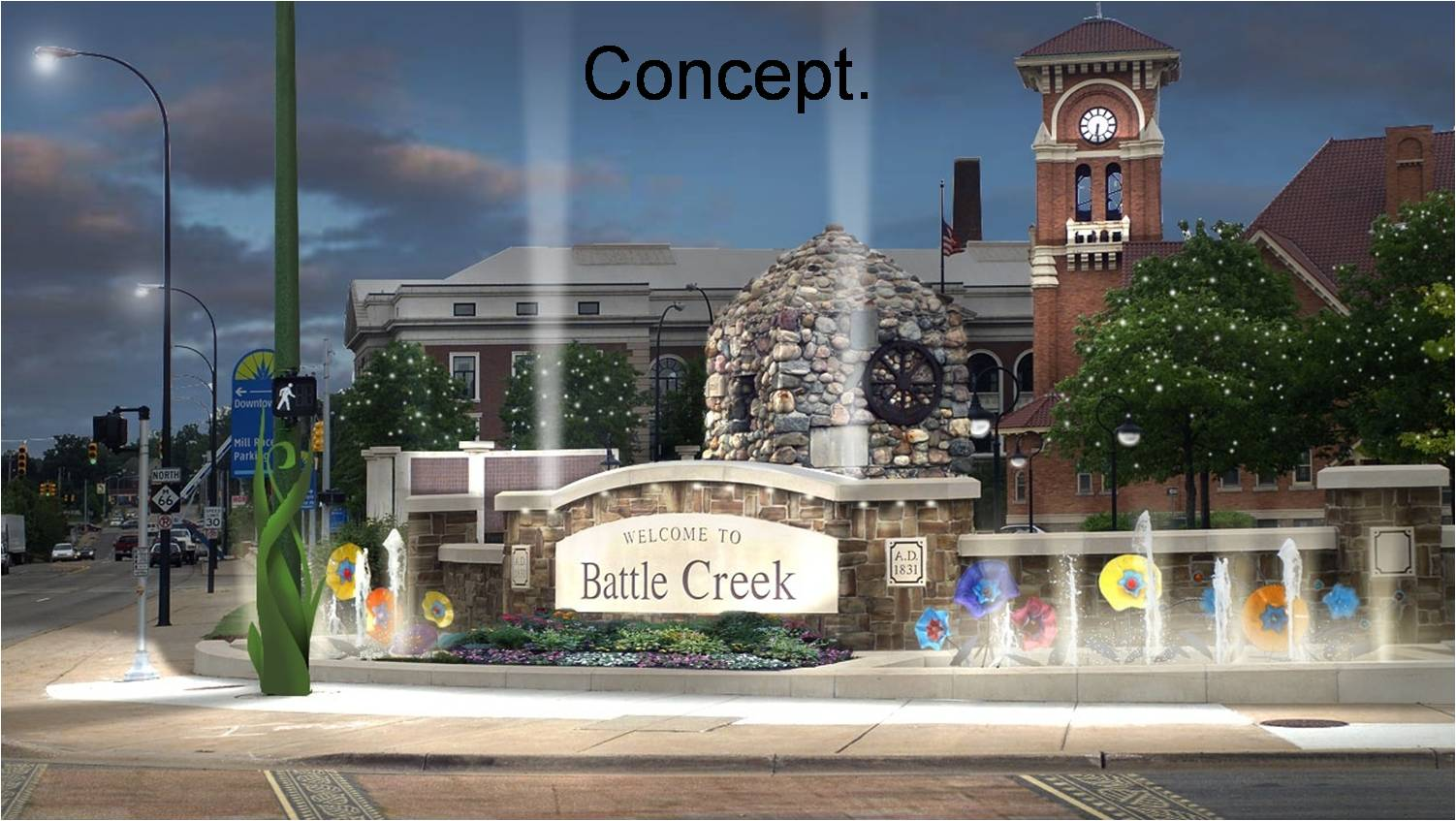 Battle Creek Unlimited Announces Major Downtown