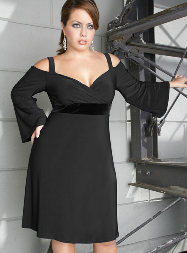 About Plus-Size Fashion: Clothes and Tips for the Full-Figured Woman