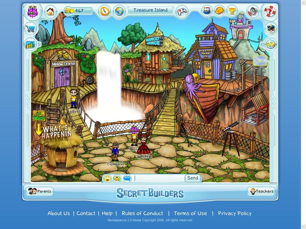The secret world treasure hunt tier 3