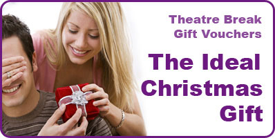 A Show and Stay voucher - the perfect giftLondon Theatre Break gift voucher ...