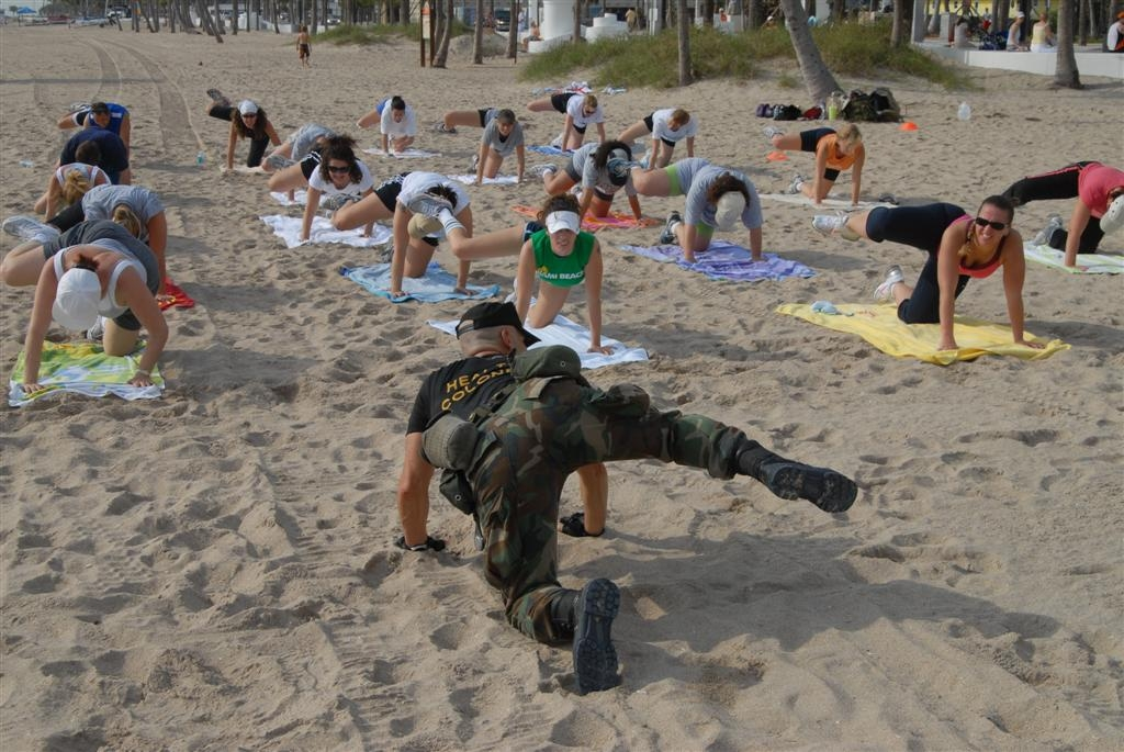 fitness boot camp secrets revealed in new book by lt  col