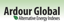 Seven New Alternative Energy Stocks Added, 21 Stocks Deleted from Ardour Global Alternative Energy Index℠ in Quarterly Rebalancing --Two New Stocks in Ardour Global Index℠ (Extra Liquid)