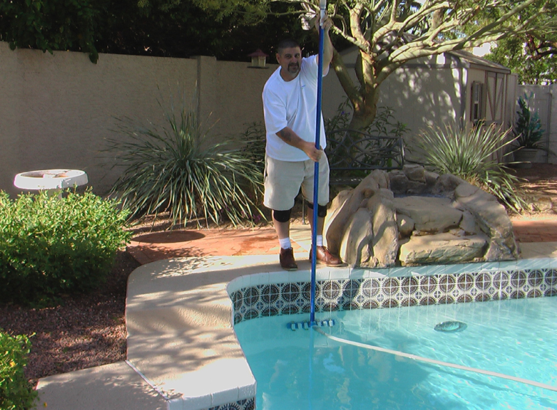 Shel Pool Service In Tucson Arizona Reports That Swimming Pool Owners Still Say No To Do It