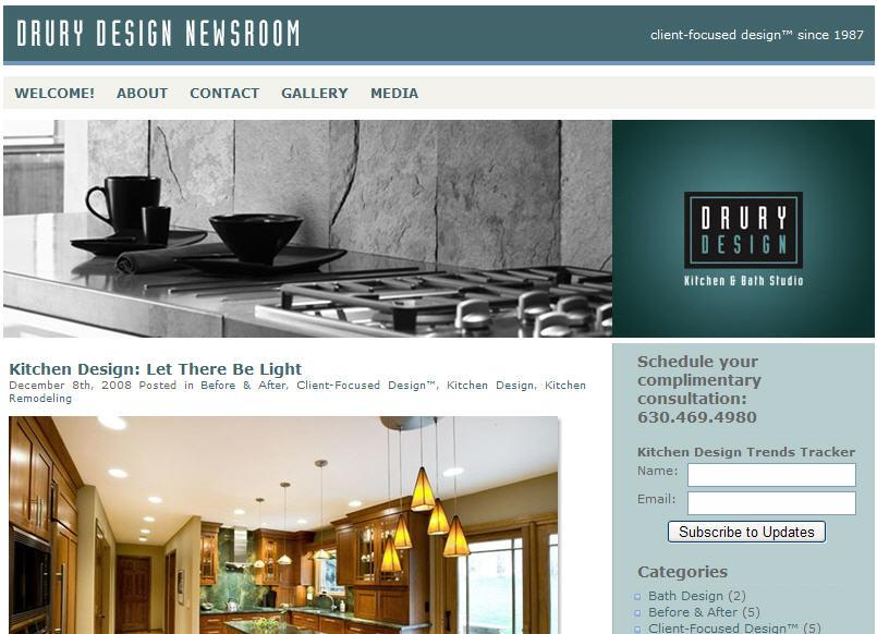 Drury kitchen design team welcomes brigette fabi ckd cbd for Gail drury kitchen designs