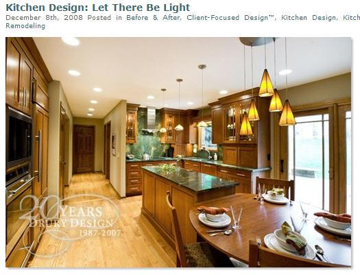 Chicago kitchen design studio opens online newsroom showroom - Drury design kitchen bath studio ...