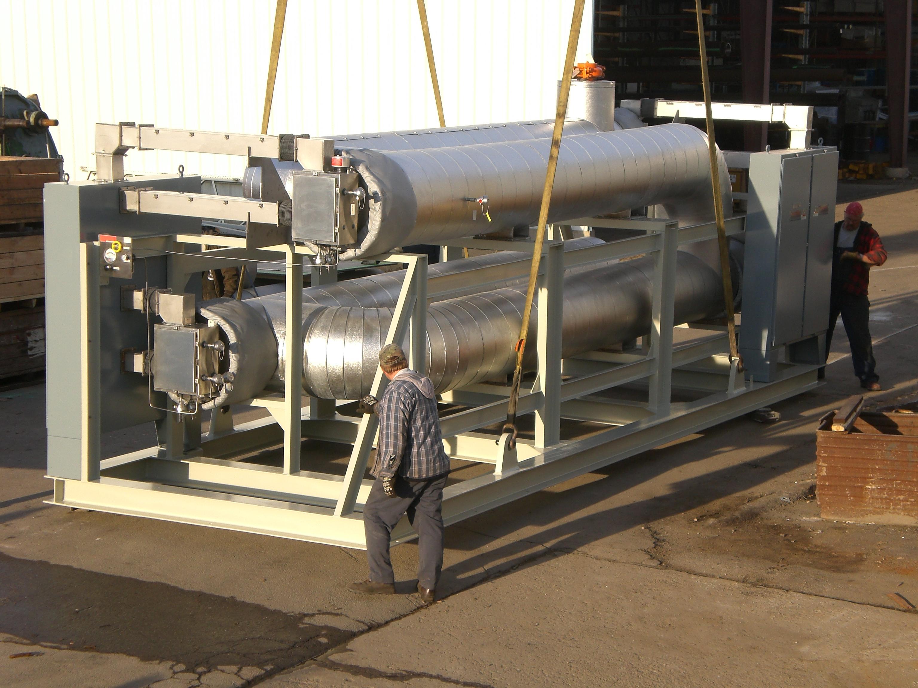 Chromalox Super Heater Meets Unprecedented Demands For