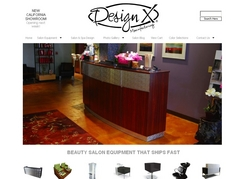 Design X West Announces The Grand Opening Of Its Salon Furniture And  Equipment Design Showroom