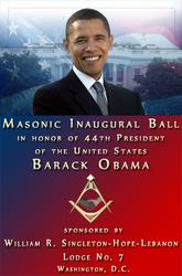 Masonic Inaugural Ball