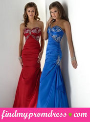 Find My Prom Dress Announces Availability of 2009 Prom Dresses