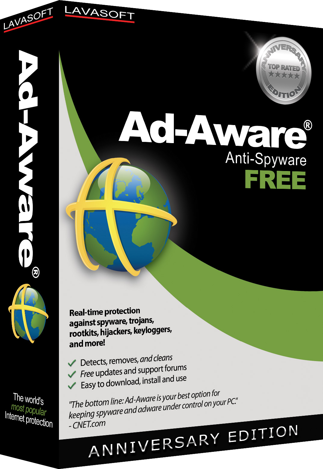 Lavasoft ad aware 2017 pro and personal firewall 3 0 nestest updates works crack keygen