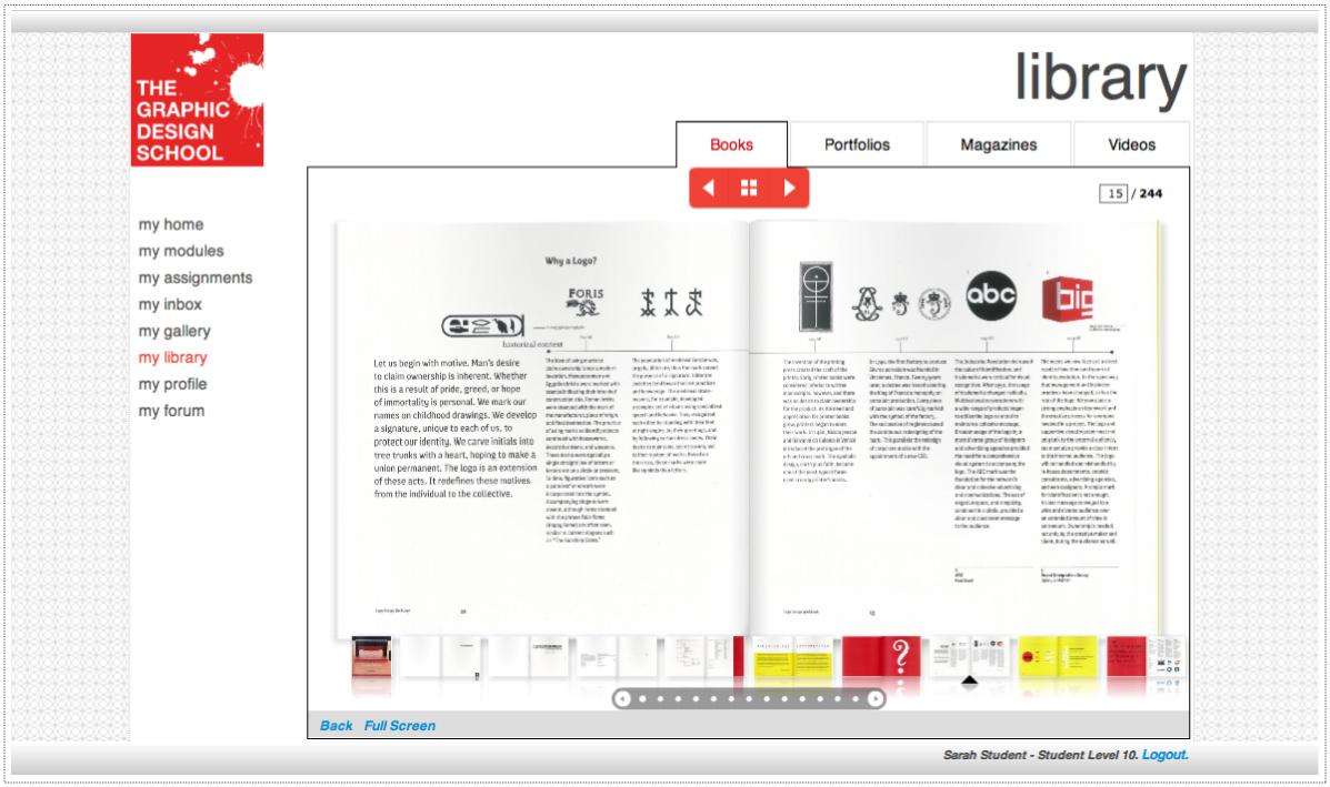 graphic design course book pdf