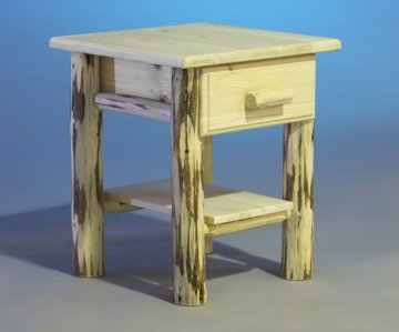 Log Furniture by Montana Woodworks Now Added to Wholesale
