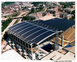 Permanent Solar Roof Array