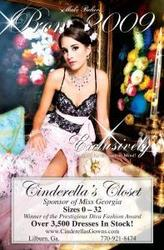2009 Prom Dress Catalog Released by Cinderella's Gowns