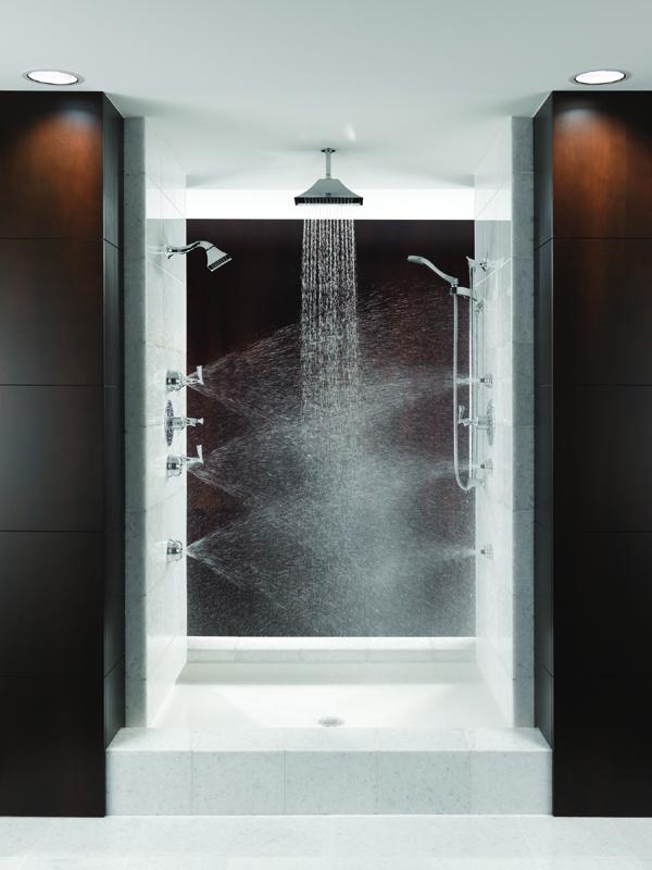 Brizo 174 Debuts Sensori Custom Shower System Fashion