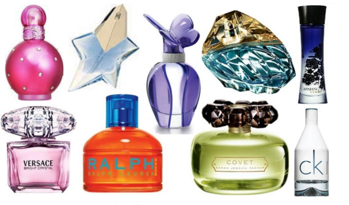 Designer Perfumes Like Versace, Ralph Lauren, Paris Hilton, Britney