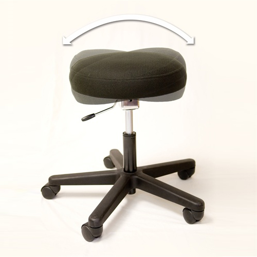 New Chair Gets People Active While Sitting Down