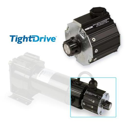 Bison Gear Introduces New Tightdrive Motor Mounted Speed