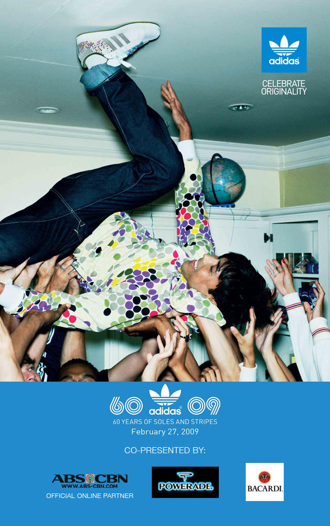 Adidas Originals Publicity