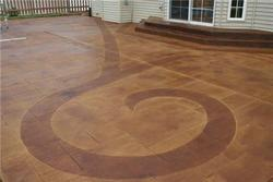 Updated concrete information renew exterior hardscapes - Exterior concrete resurfacing products ...