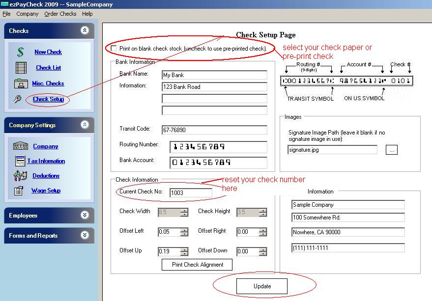 New Payroll Software Features in ezPaycheck 2010 Makes Payroll ...