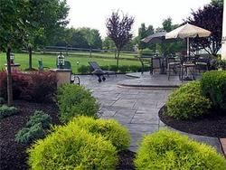 New Website, ConcretePatio.org, Features Patio Shape And Layout Design Tips