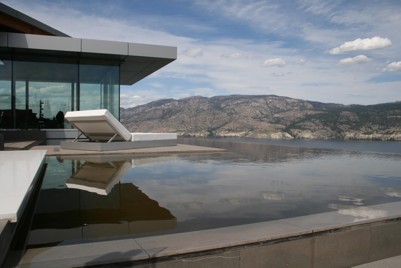 Kelowna bc pool builder wins 2009 art of water award for Pool design kelowna