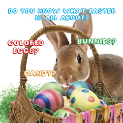 Is the Easter Bunny Causing The True Meaning Of Easter To Get Lost?