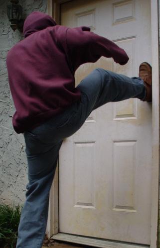 Loads Of Recent Break Ins Need Security Door Advice