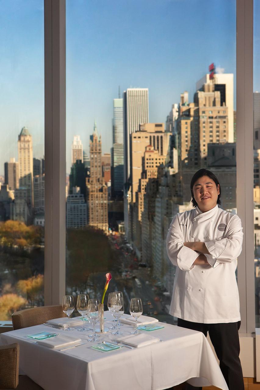 Restaurant Asiate at Mandarin Oriental, New York Appoints Brandon Kida as New Chef de Cuisine