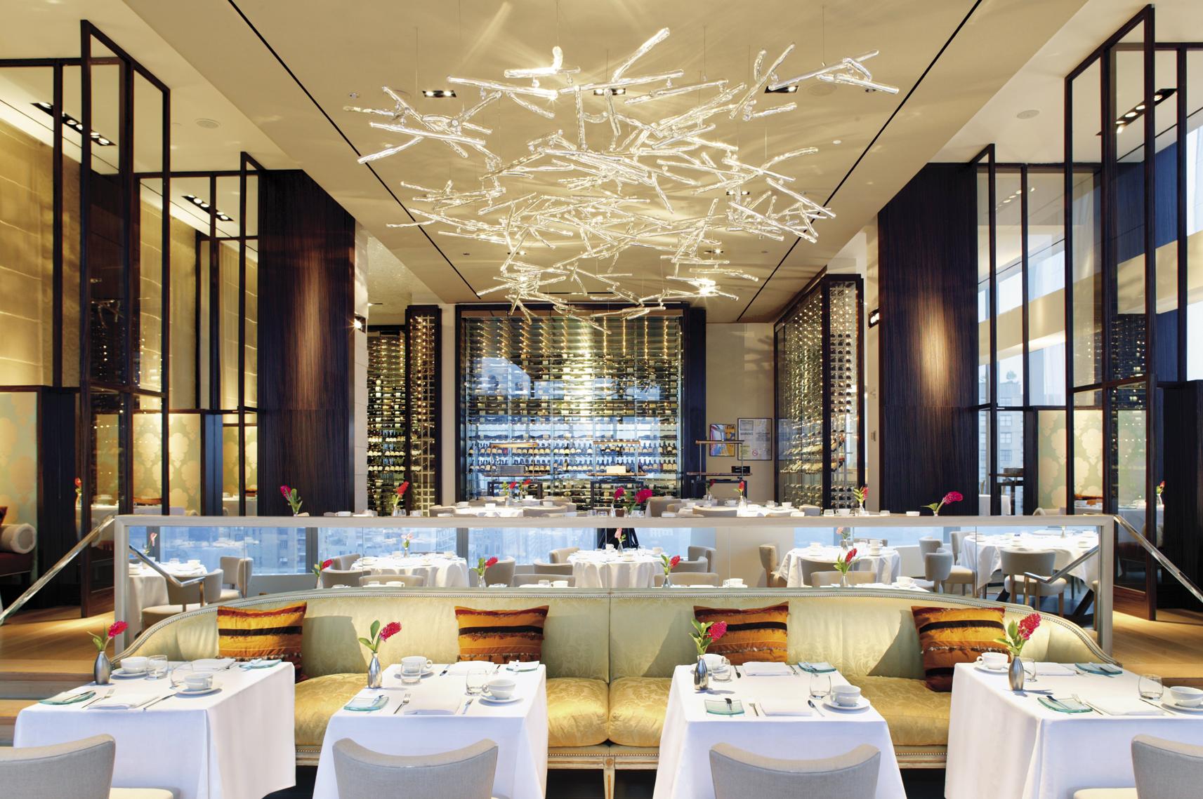 Asiate Restaurant New York Ny