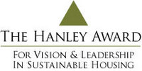 gI 0 HanleyAwardLogo Hanley Wood Business Media Announces the 2nd Annual Hanley Award for Vision and Leadership in Sustainable Housing