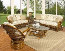 Rattan Furniture Keeps Eco Furniture On The Patio