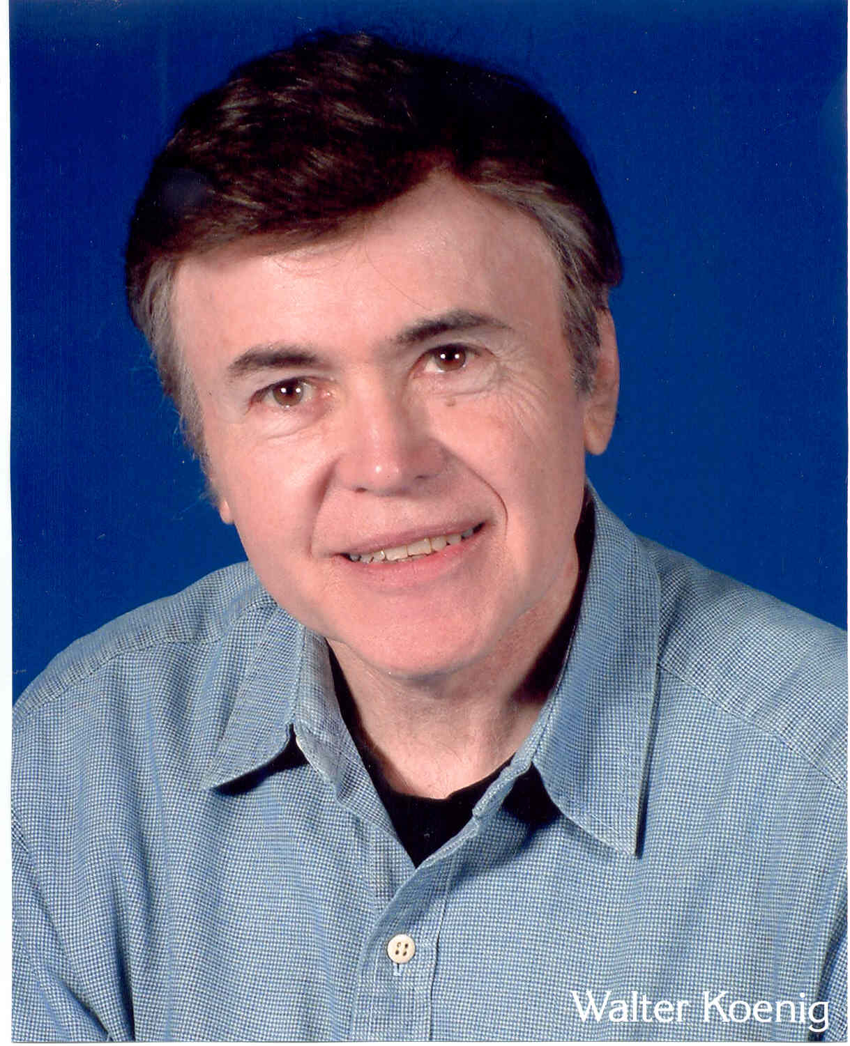 walter koenig interview