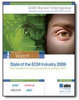 State of the ECM Industry Research
